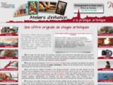 Stage artistique Finistère